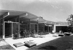 Elegant proportions and restrained styling typified the Eichler Homes aesthetics.