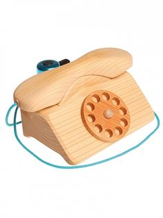 Wooden Telephone : Norman and Jules