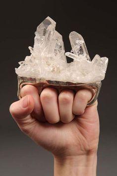 Debra Baxter -- knuckle ring
