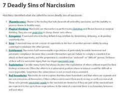 Narcissistic emotional vampire