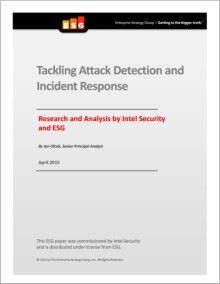 Rapport Intel Security: tijdige detectie en respons cyberaanvallen helpt schade voorkomen - http://infosecuritymagazine.nl/2015/04/15/rapport-intel-security-tijdige-detectie-en-respons-cyberaanvallen-helpt-schade-voorkomen/