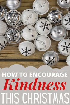 """Encourage kindness this Christmas with a Jar of """"christmas magic"""". Happy Christmas HAPPY CHRISTMAS 