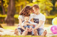 семейная фотосессия с малышом на природе: 20 тыс изображений найдено в Яндекс.Картинках