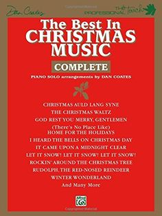 Titles: Angels We Have Heard on High * Away in a Manger * The Birthday of a King * Christmas Auld Lang Syne * The Christmas Waltz * Color the Children * Deck the Hall * The First Noel * God Rest You M...
