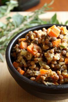 Fakes (Greek Lentil Stew)