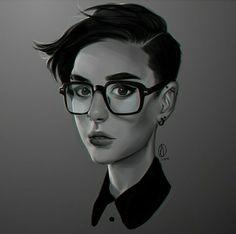 Speedpaint: Sara Tepes