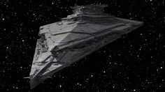 Star Wars episode 7 star destroyer (All rights go to the original owners)