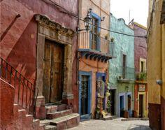 "Every corner of ""Guanajuato"" is beautiful!  #LoveMexico  #IwannagotoGuanajuato   http://gotomexico.co.uk/"