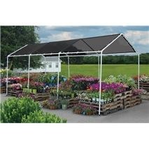 Shade Screen Fits the side of a and canopy. Serves as a wind screen and a shade screen for the canopy. Carport Canopy, Gazebo Canopy, Backyard Canopy, Shade Canopy, Garden Canopy, Patio Gazebo, Canopy Outdoor, Patio Roof, Pergola Kits