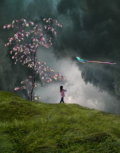 4166 by peter holme iii on Kite Tattoo, Good Morning My Friend, Nature Landscape, Cloud 9, Northern Lights, Tourism, Beautiful Pictures, World, Amazing