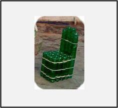 Silla de reciclaje