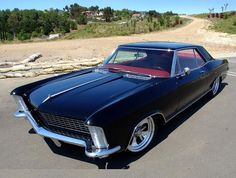 '65 Buick Riviera - Not crazy about the wheels
