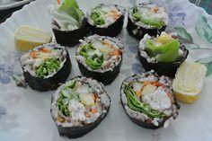 sushi again