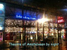 Theatre of Amstelveen by night
