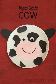 Noah's Ark Animal Paper Plate Crafts