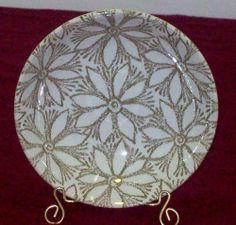 Crown Lynn- Clematis Color Glaze, Clematis, New Zealand, Retro Vintage, Decorative Plates, Pottery, Crown, Soup, Tableware