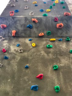 Designed for a family of four including two children under the age of this climbing wall measures 7 ft wide x 24 ft high. It has coloured routes for beginners. Outdoor Fitness Equipment, No Equipment Workout, Climbing Wall, Rock Climbing, Children's Playground Equipment, Ropes Course, Outdoor Workouts, Second Child, Youth