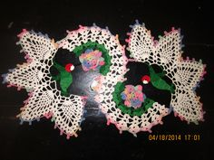 Free Crochet Hummingbird Doily Pattern : 1000+ images about crochet projects on Pinterest Crochet ...