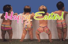 Happy Easter Everyone!! While you eat that piece of chocolate remember why we truly celebrate! #HeHasRisen <3