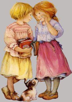 by Spanish artist and illustrator - Lisi Martin (1944)