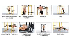 The Best Equipment for Your Home Gym: The Power Rack http://abmachinesguide.com/power-rack-reviews-sales/ #equipment #workout