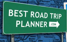 Quickly & easily create a map that shows the highest rated restaurants, hotels, and attractions along the way and at your chosen end point.  Or, choose from a menu of recommended and submitted roadtrips with descriptions of things to see.