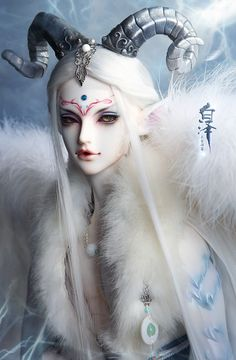 Baize Beast Version, Limited Loong Soul Doll - BJD Dolls, Accessories - Alice's Collections