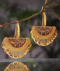 Turquoise Jewelry Is Quite Lovely Indian Jewelry Earrings, Jewelry Design Earrings, Gold Earrings Designs, Gold Jewellery Design, Gold Jewelry, Silver Earrings, Silver Necklaces, Emerald Jewelry, Silver Pendants