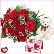 valentine week teddy day sms