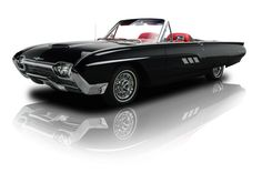 Lorenzo Bottinelli, Hustling Pool, …:  Bottinelli drove a 1963 Thunderbird convertible