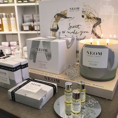 Neom Perfect Peace Candel Perfect Peace, Candels, Place Cards, Place Card Holders, Make It Yourself, How To Make