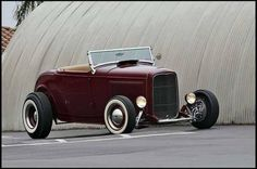 1932 FORD ROADSTER | 1932 Ford Roadster Highboy Hot Rod