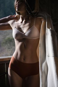 RG from pale pink and rust colours available now on the site ph Body Photography, Mode Chic, Girl Body, Body Inspiration, Perfect Body, Female Bodies, Bikini Girls, Asian Girl, Ideias Fashion