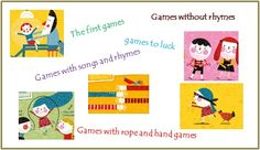 Juegos Tradicionales (Traditional Games) | Children Books (age 8-13) - Non Fiction