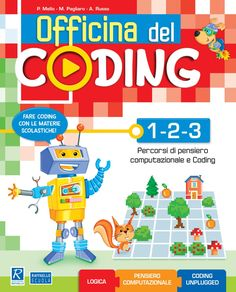 Coding, Author, 3, Books, Studio, Creativity, Raffaello, Libros, Book