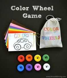 Thrive 360 Living: A Fun Color Matching Game