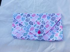 Makeup Bags by FavelasFabricBox on Etsy