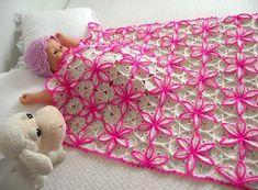 CROCHET BABY BLANKET Pattern Princessa Baby Blanket pattern