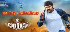 Balakrishna's Lion 1st Day Collections - TollywoodOne.com