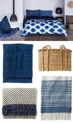 inspiring indigo by the style files, via Flickr
