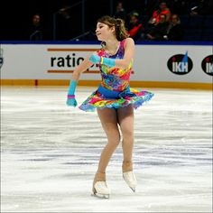 2015 Finlandia Trophy - Julia Lipnitskaia