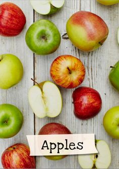 Want to learn more about apples? Sign up for Jamie Oliver's Kitchen Garden Project at http://www.jamieskitchengarden.org/!
