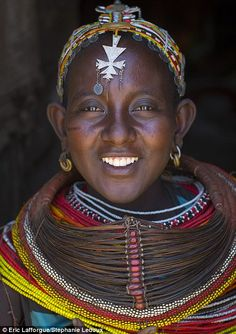 Inside the wonderful world of #Kenya's #Samburu people #dailymail