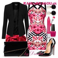 Párty outfit - KAMzaKRÁSOU.sk #kamzakrasou #sexi #love #jeans #clothes #coat #shoes #fashion #style #outfit #heels #bags #treasure #blouses #dress