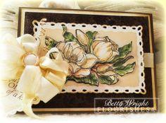 Flourishes - Magnolias