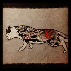 Divina Narcisa _Monmon Cats_ Special Book by Kazuaki Horitomo Kitamura