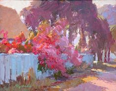 By Camille Przewodek amazing colorist, trained at the Henche School in Provincetown. She will be teaching at the plein air convention in Vegas April 12-15 http://www.pleinairconvention.com/
