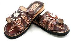 9f1c91f18 Womens Mexican Handmade Leather Huaraches Sandals Sandalias Piel Mujer  Mexicano Sahuayo Mexico Tres