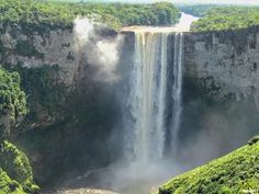 Five Places to Adventure in Guyana