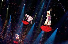 Hotel Le Mirage, Love, Cirque du Soleil, The Beatles, Las Vegas